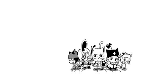 happy cats  fairy tail manga wallpaper daily anime art