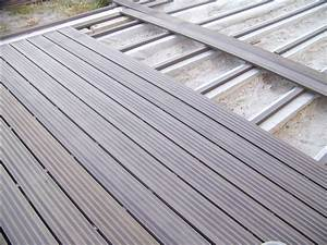 Pose Lame De Terrasse Composite Sans Lambourde : avis terrasse bois composite 288 messages page 7 ~ Premium-room.com Idées de Décoration