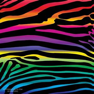 Neon Zebra Print Backgrounds | zebra-print-wallpaper ...
