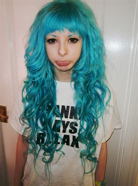 Bright Hair Color Ideas Beautiful And Bright Dyed Hair