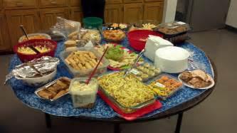 thanksgiving potluck at work flickr photo