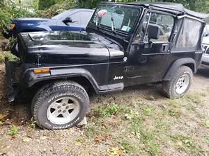 1990 Jeep Wrangler Yj 5