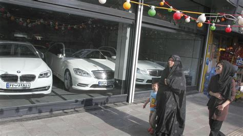 Iranian Car Imports Rise By 150% After Easing Of Sanctions
