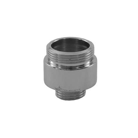 to faucet adapter t s brass b 0412 rigid to swivel spout adapter etundra