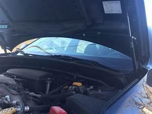 2008 Subaru Impreza Windshield Wiper Arm Adjustment