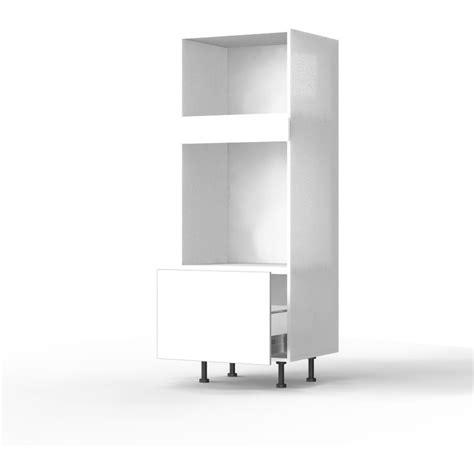 meuble cuisine four et micro onde meuble cuisine colonne four micro onde maison et