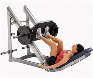 Cybex International Recalls Leg Press Due to Risk of ...