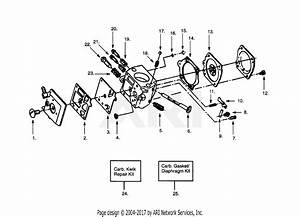 Poulan Pp305 Gas Saw  305 Gas Saw Parts Diagram For