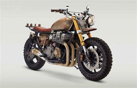 daryl dixon   zombie apocalypse custom bike
