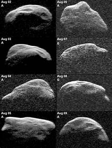 NASA - Radar Love: Asteroid Detection and Science