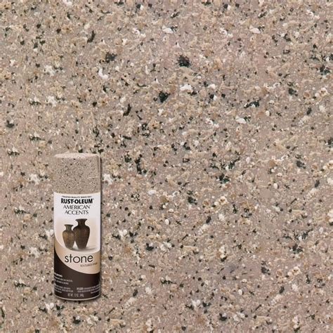 rust oleum american accents 12 oz pebble textured