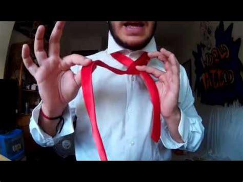 como hacer nudo de corbata f 225 cil y r 225 pido