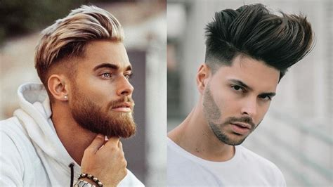 cool short hairstyles  men  haircut trends  boys  mens trendy hairstyles youtube