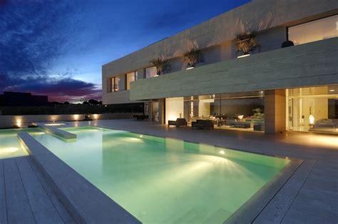 luxury house la finca spain  beautiful homes