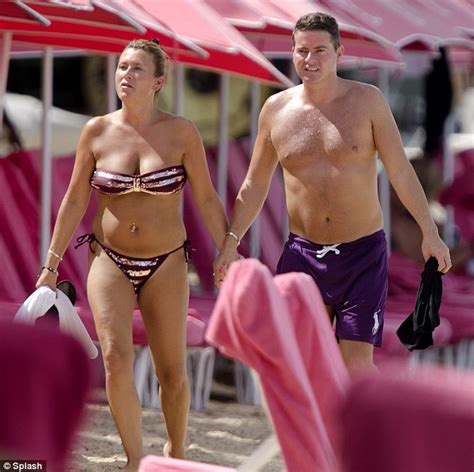 Tricia Penrose suns it up with Barbados beach holiday ...