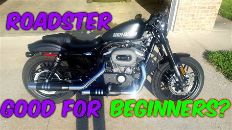 Is The New Harley Davidson Roadster A Good Beginner Bike