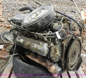 1993 Ford International 7 3l Diesel Engine