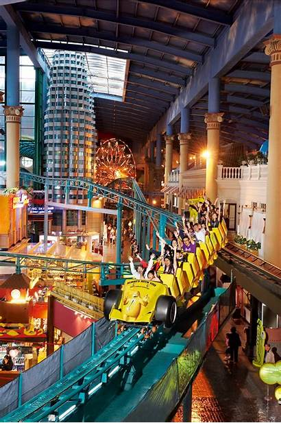 Genting Hotel Malaysia Theme Indoor Park Highlands
