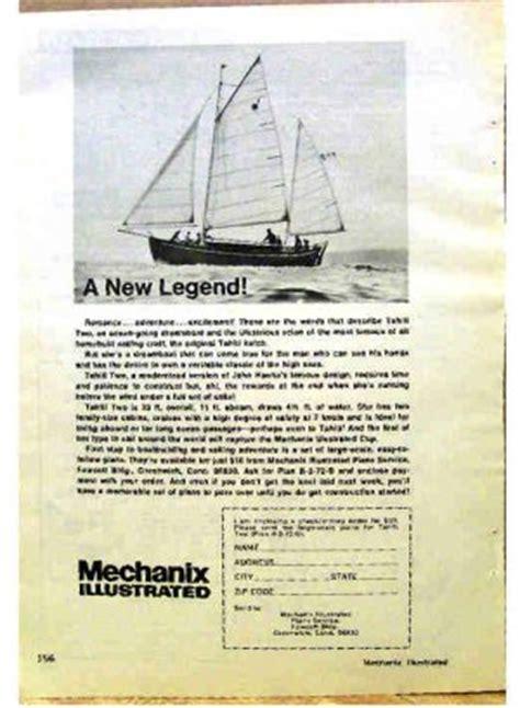 Mechanix Illustrated Boat Plans by Mechanix Illustrated Boat Plans Plans Diy Diy Do