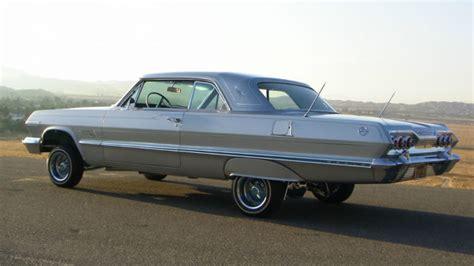 1963 Impala Custom Lowrider For Sale