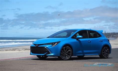 2019 Toyota Corolla Hatchback by 2019 Toyota Corolla Hatchback Drive Doubling