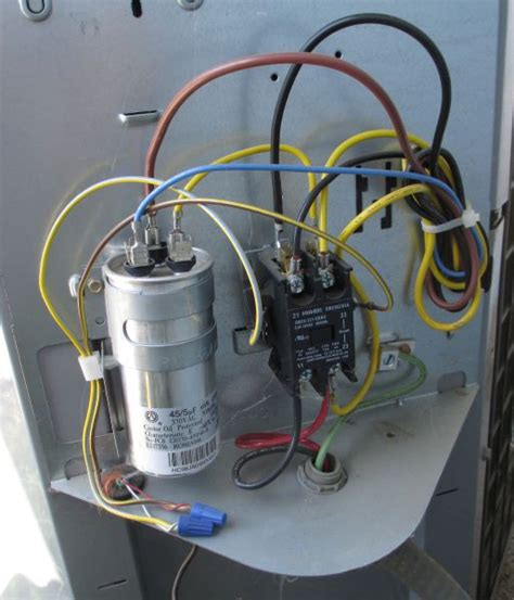 ac compressor unit won t turn on trying to figure out the