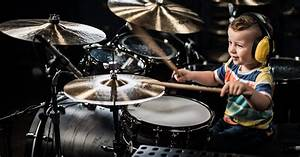 5 Reasons Why Kids Should Play Drums