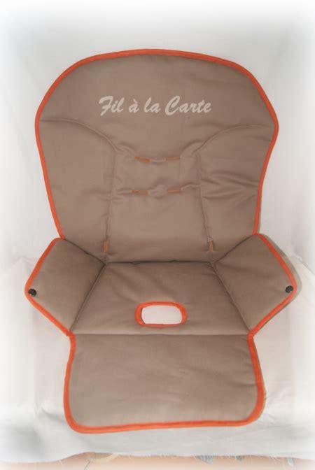 housse chaise haute bebe housse de chaise bebe