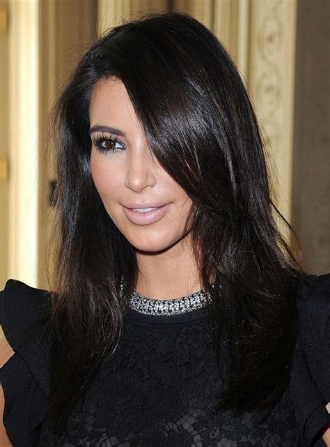 Medium Black Hairstyle by Medium Hairstyles Casual Black Hair