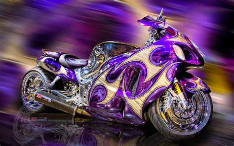 Cool Biker Wallpaper
