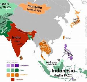 Asia, The world and Places on Pinterest