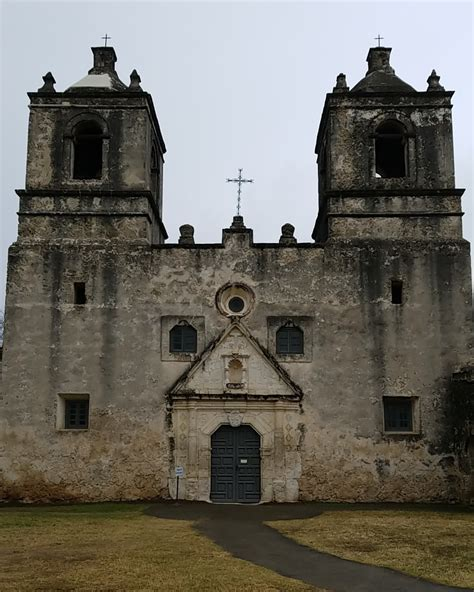 The best preserved Spanish mission in Texas: Mission ...