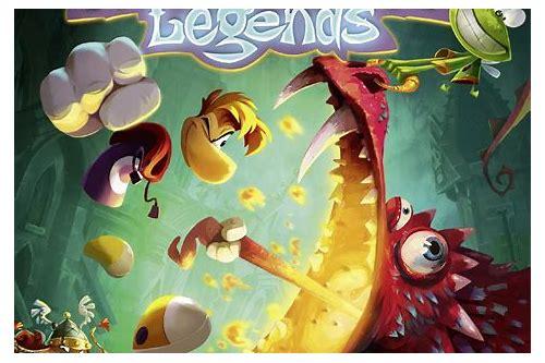 primeiro baixar do jogo rayman legends para pc