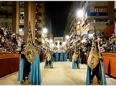 Procesiones Semana Santa en Lorca 2017 Horarios e Itinerarios