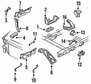 Oldsmobile Cutlass Supreme Transmission Mount  Manual