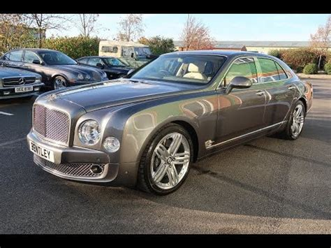 sold  bentley mulsanne    sale  louth