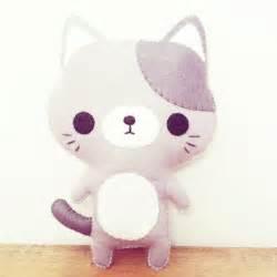 cat plushie cat stuffed cat plush kawaii cat plushie