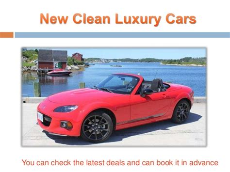 Different Types Of Cars On Rent New Zealand