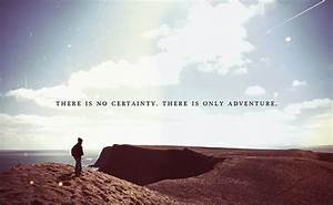 Tracing Echoes:... Certainty Love Quotes