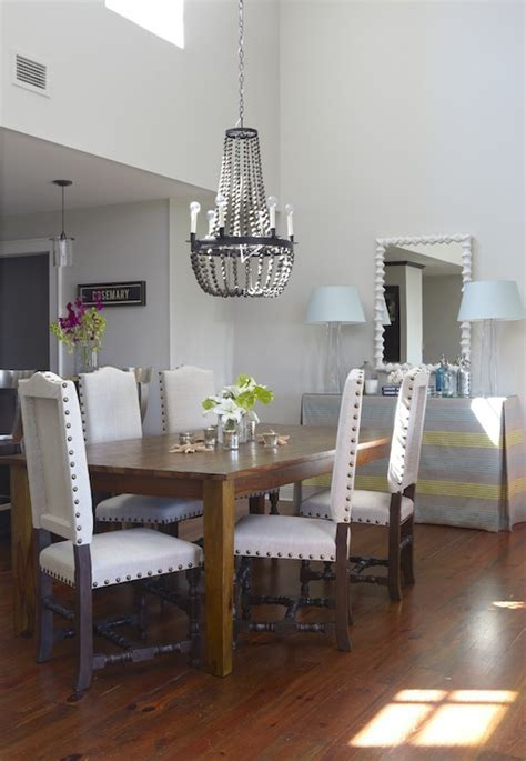 Camelback Dining Chairs   Cottage   dining room   Tracery