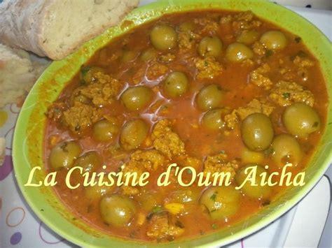 la cuisine d oum arwa tajine kefta olives la cuisine d 39 oum aicha