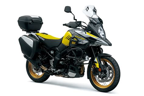 Suzuki 1000 V Strom by Suzuki Reveals Updated V Strom 1000 Visordown