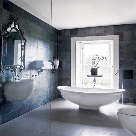 glamorous grey bathroom bathroom designs bathroom tiles ideal home