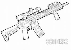 kitfox design group39s firearm coloring book armory blog With gunpartsdiagram