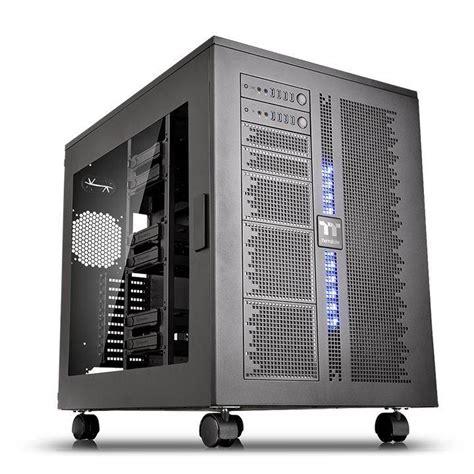 thermaltake core  dual motherboard windowed super
