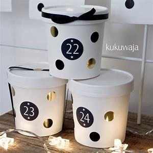 Adventskalender Tüten Depot : scandiliebe by kukuwaja adventskalender ideen ~ Watch28wear.com Haus und Dekorationen