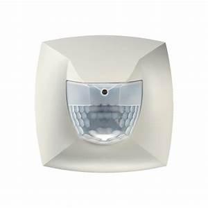 Detecteur De Presence Pour Eclairage : d tecteur de pr sence presencelight 180 blanc ~ Dailycaller-alerts.com Idées de Décoration