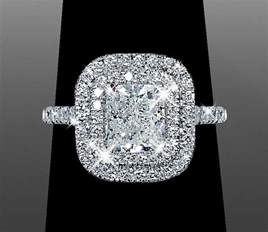big engagement rings choose a custom engagement ring that she ll