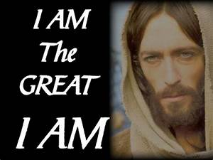 The GREAT I AM! | Our Walk with Jesus