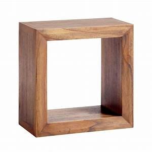 Etagere Cube But : tag re murale cube bilbao mobilier d co pour la maison ~ Teatrodelosmanantiales.com Idées de Décoration